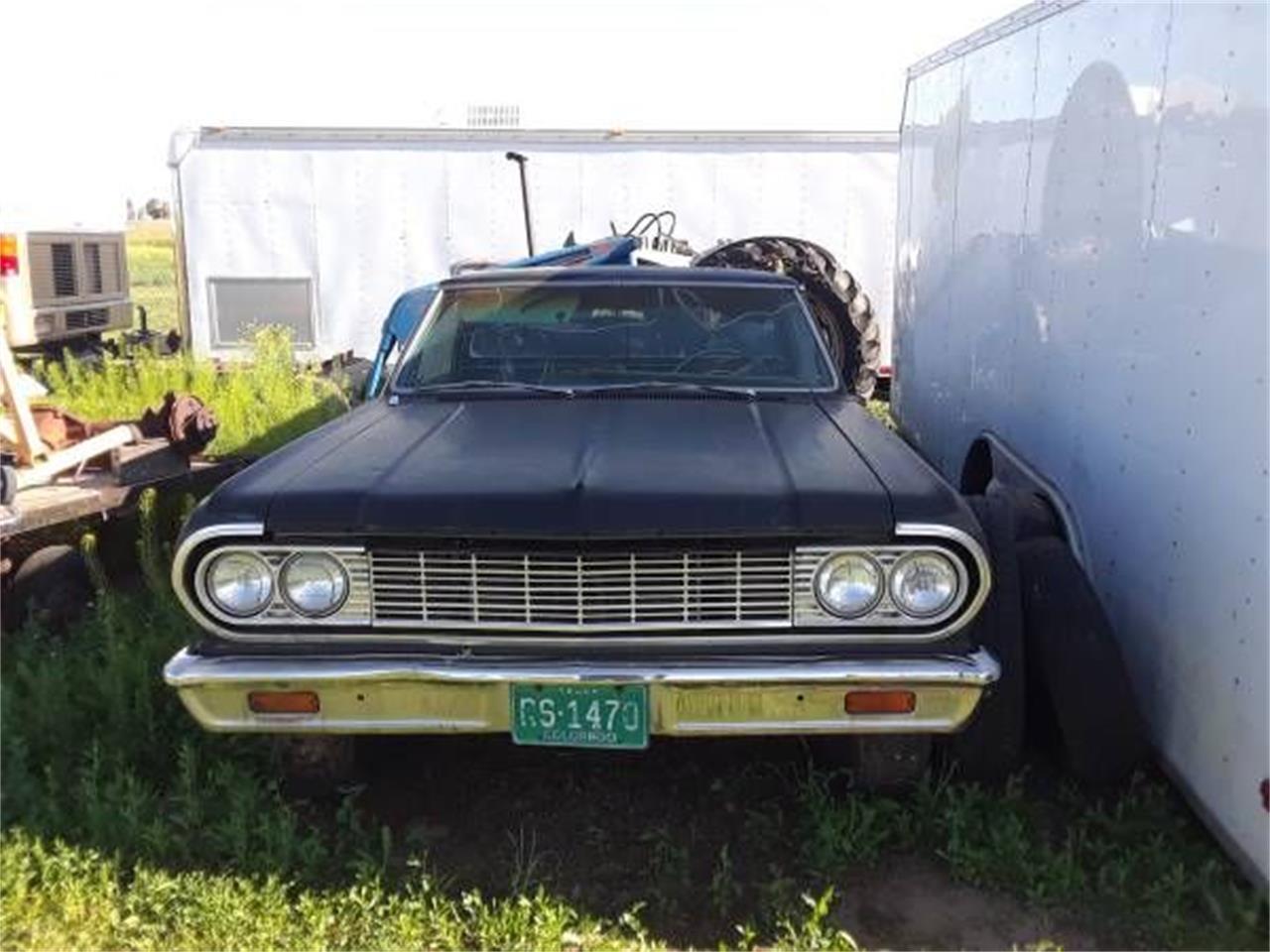 1964 Chevrolet El Camino (CC-1228997) for sale in Cadillac, Michigan