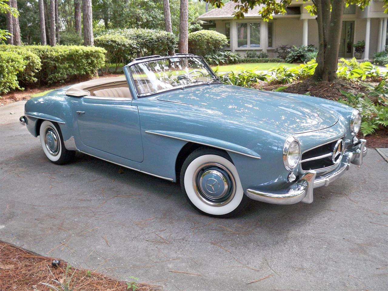 1958 Mercedes-Benz 190SL for Sale | ClassicCars.com | CC ...