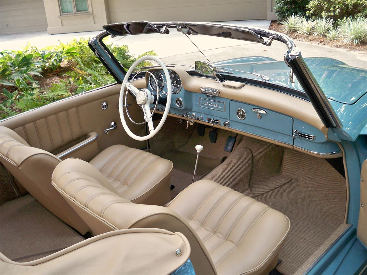 1958 Mercedes-Benz 190SL (CC-1229030) for sale in Hilton Head Island, South Carolina