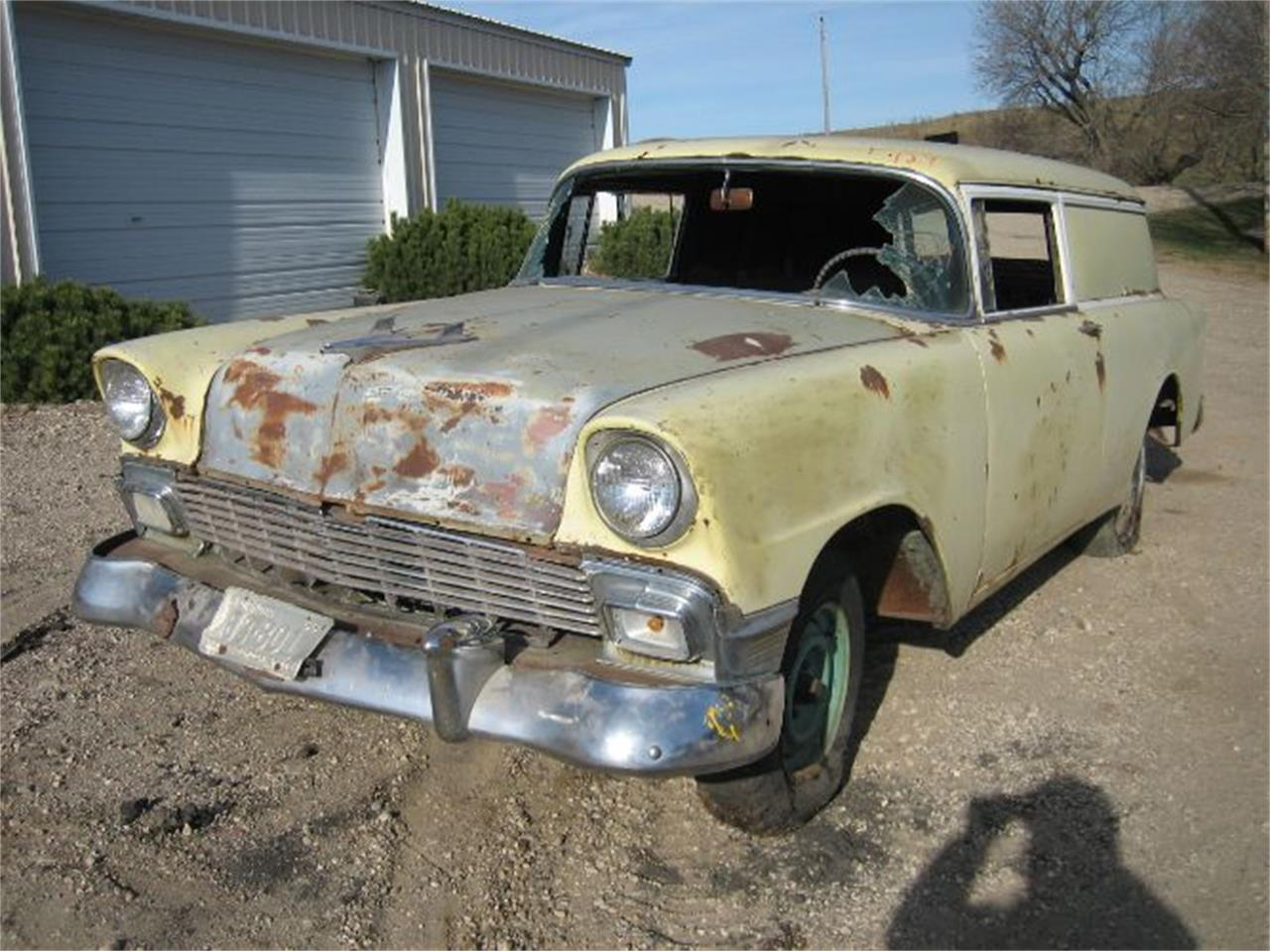 1956 Chevrolet Sedan Delivery (CC-1220907) for sale in Cadillac, Michigan
