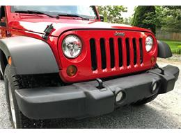2012 Jeep Wrangler (CC-1229078) for sale in West Chester, Pennsylvania