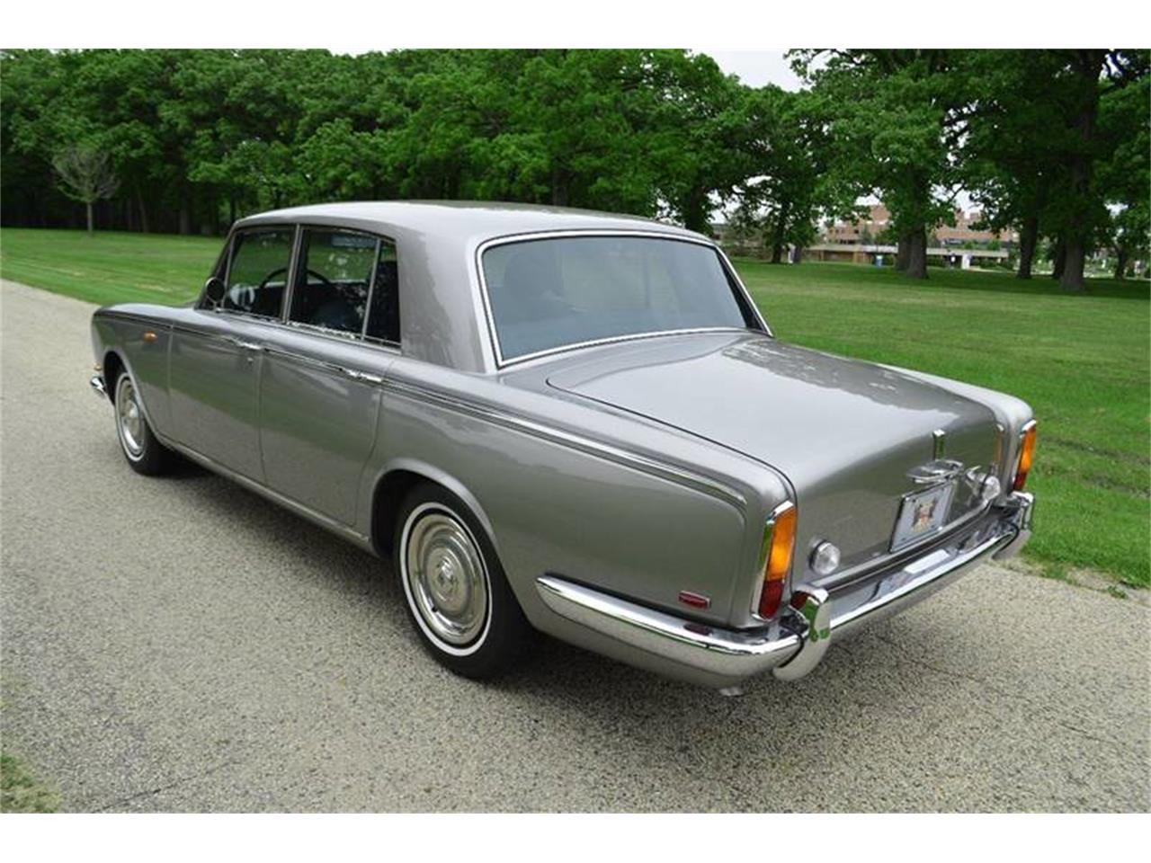 1969 Rolls-Royce Silver Shadow (CC-1229082) for sale in Carey, Illinois