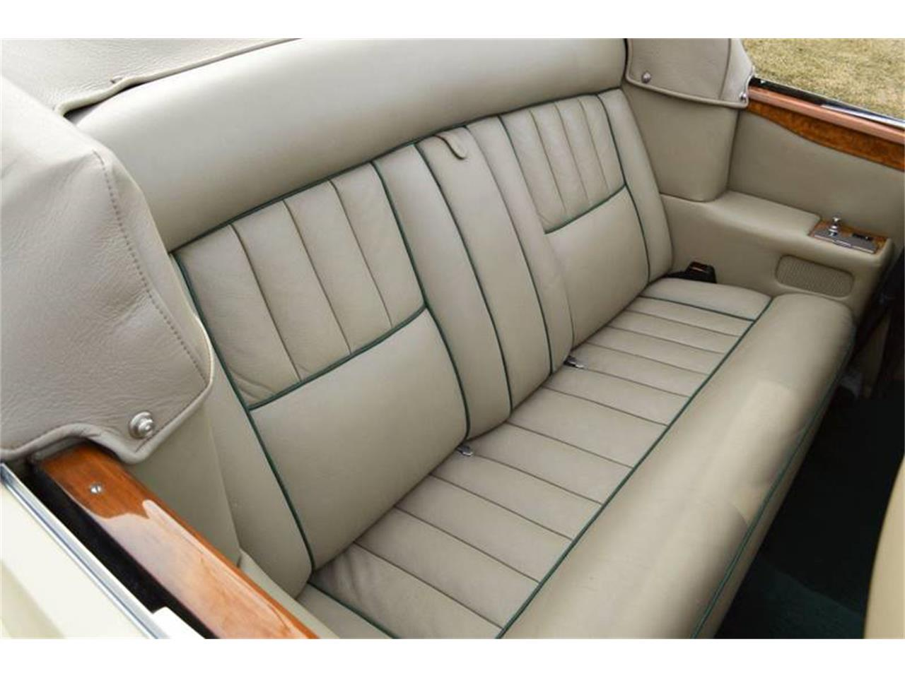 1972 Rolls-Royce Corniche (CC-1229083) for sale in Carey, Illinois