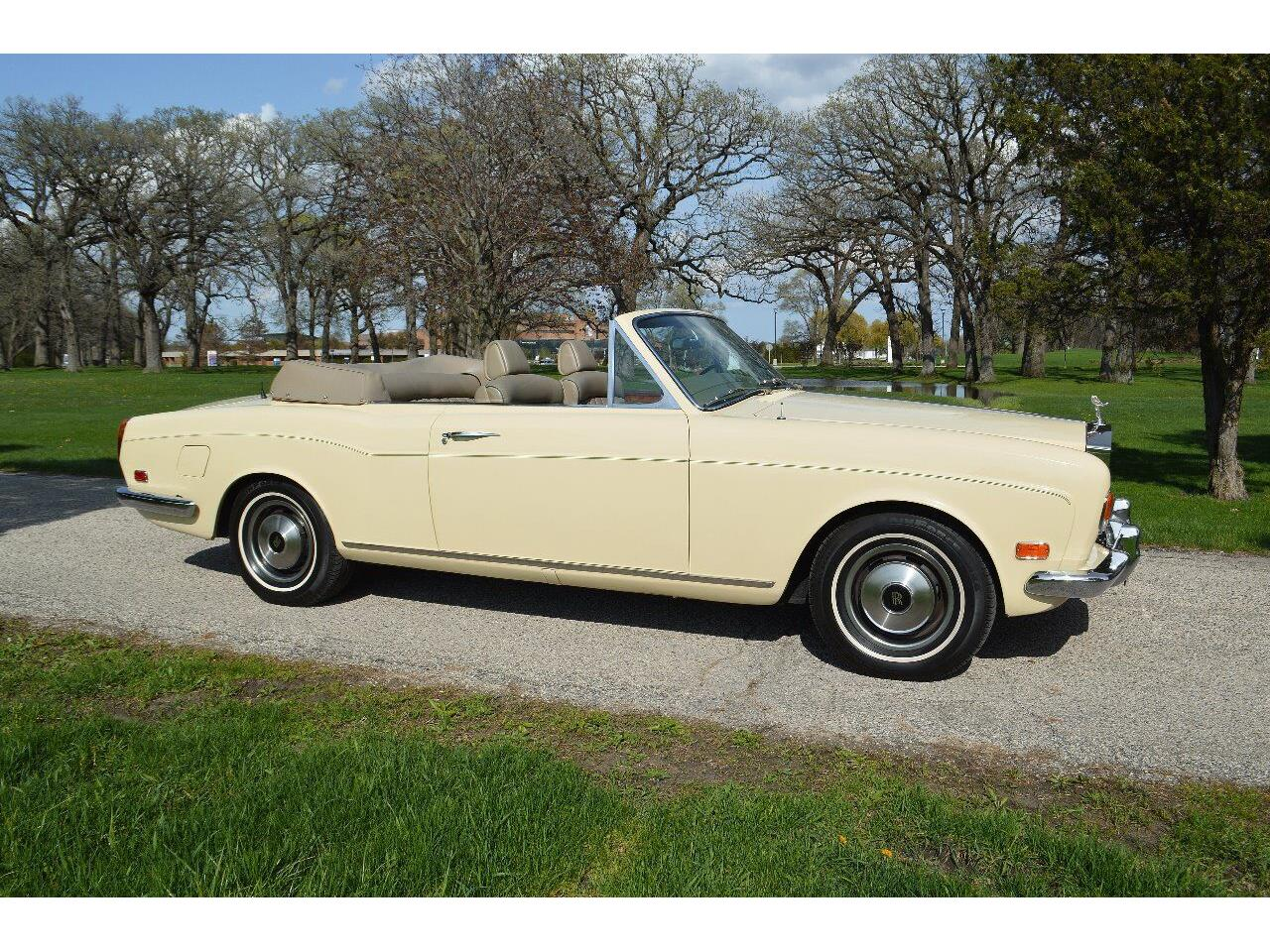 1972 Rolls-Royce Corniche (CC-1229083) for sale in Carey, Illinois