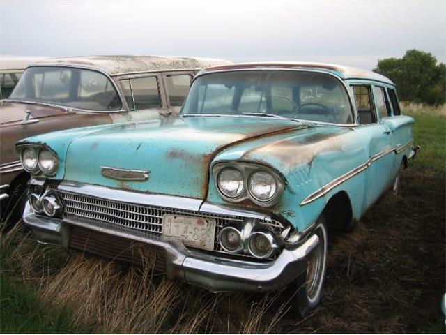 1958 Chevrolet Yeoman (CC-1220909) for sale in Cadillac, Michigan