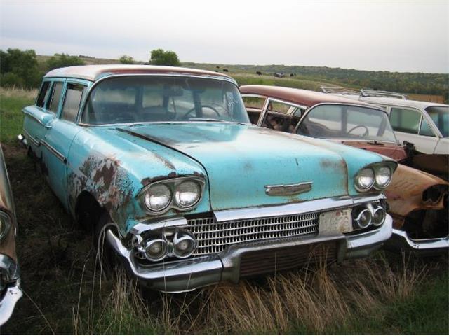 1958 Chevrolet Yeoman (CC-1220909) for sale in Cadillac, Michigan