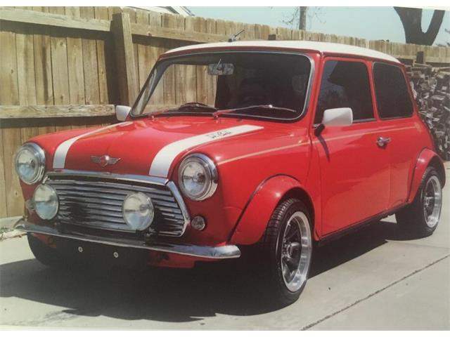 1985 MINI Cooper (CC-1229126) for sale in Washington, Illinois