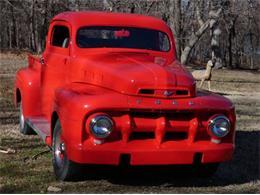 1952 Ford F1 (CC-1220915) for sale in Cadillac, Michigan
