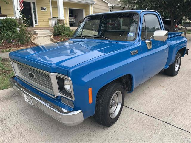 1980 Chevrolet C10 (CC-1229153) for sale in Frisco, Texas