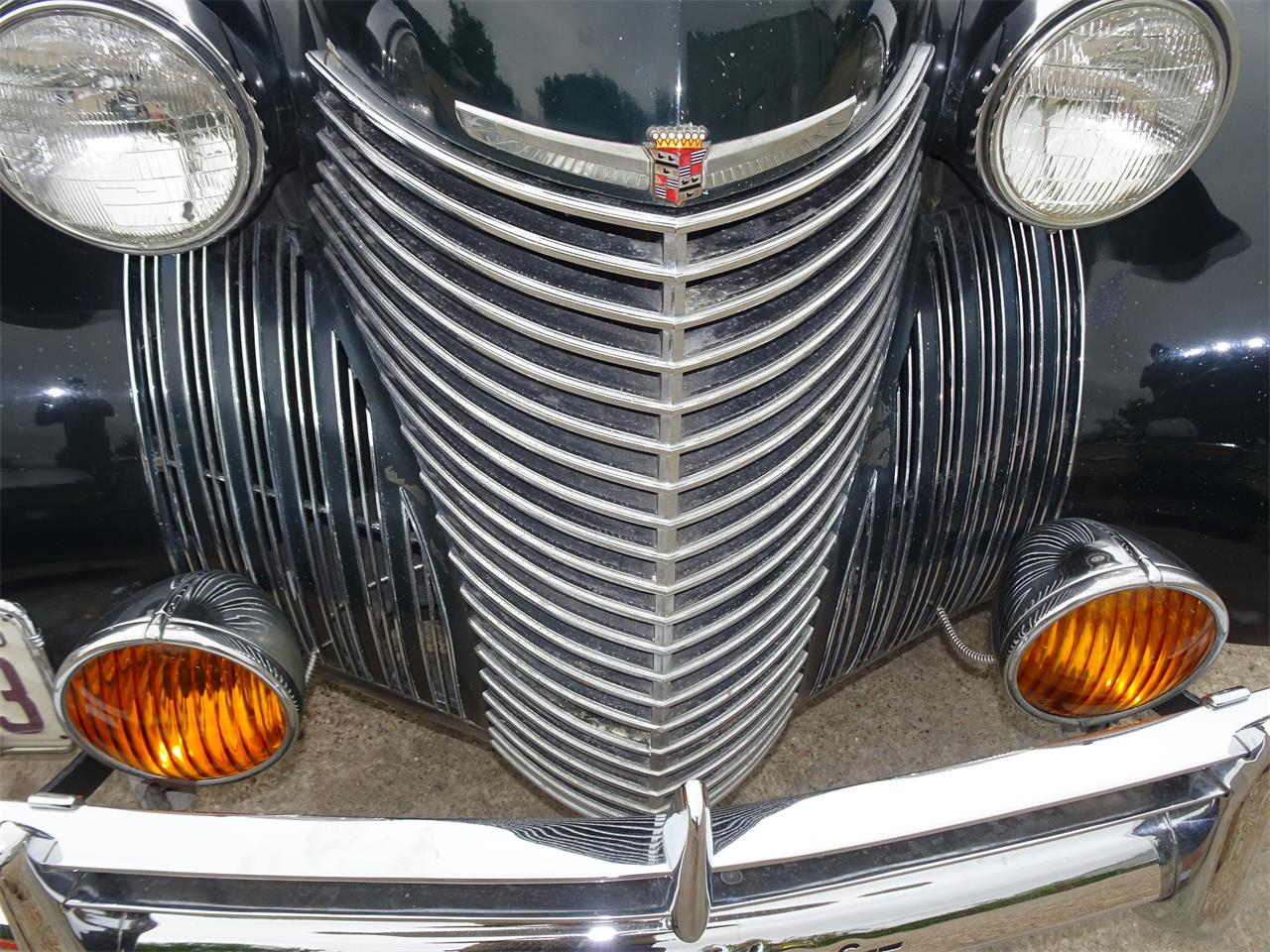 1940 Cadillac Fleetwood (CC-1229156) for sale in DALLAS, Texas