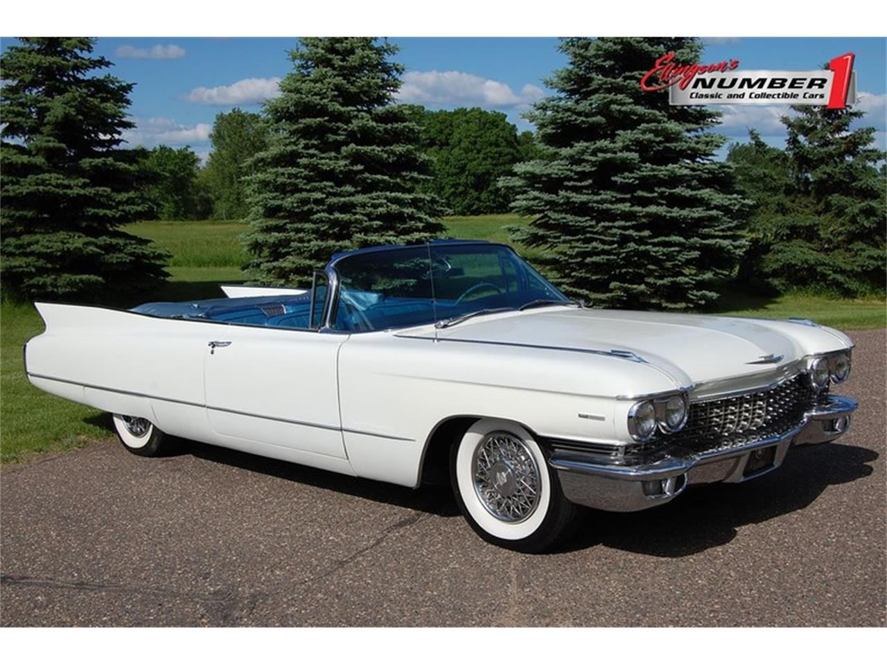 1960 Cadillac Series 62 (CC-1229243) for sale in Rogers, Minnesota