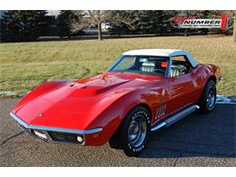 1969 Chevrolet Corvette (CC-1229250) for sale in Rogers, Minnesota