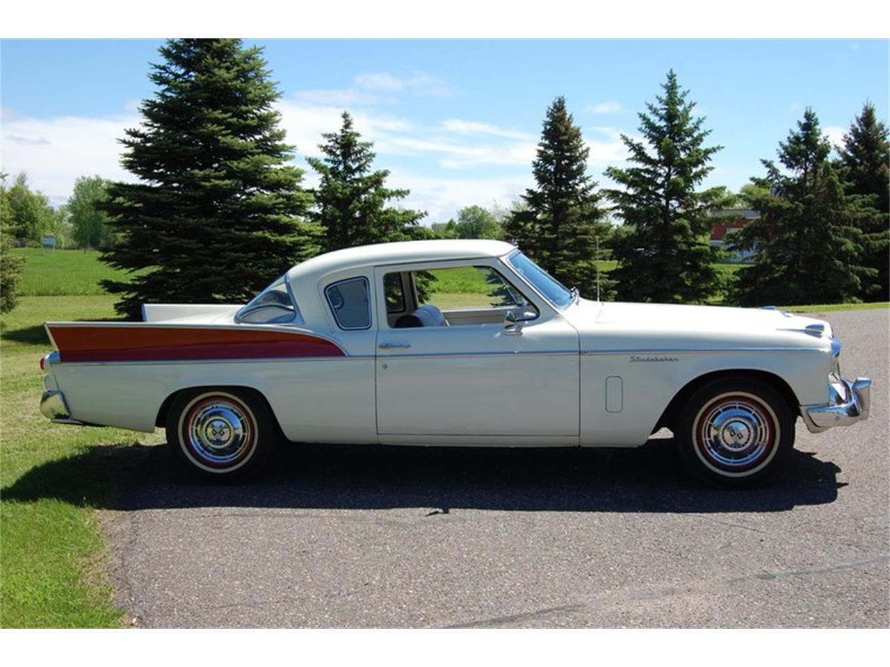1957 Studebaker Silver Hawk (CC-1229253) for sale in Rogers, Minnesota