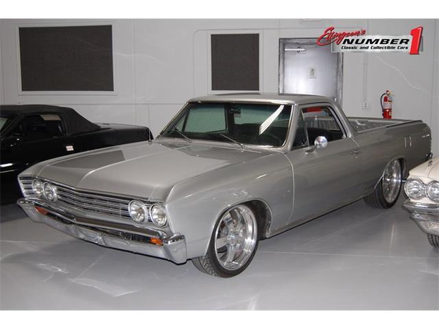 1967 Chevrolet El Camino (CC-1229256) for sale in Rogers, Minnesota