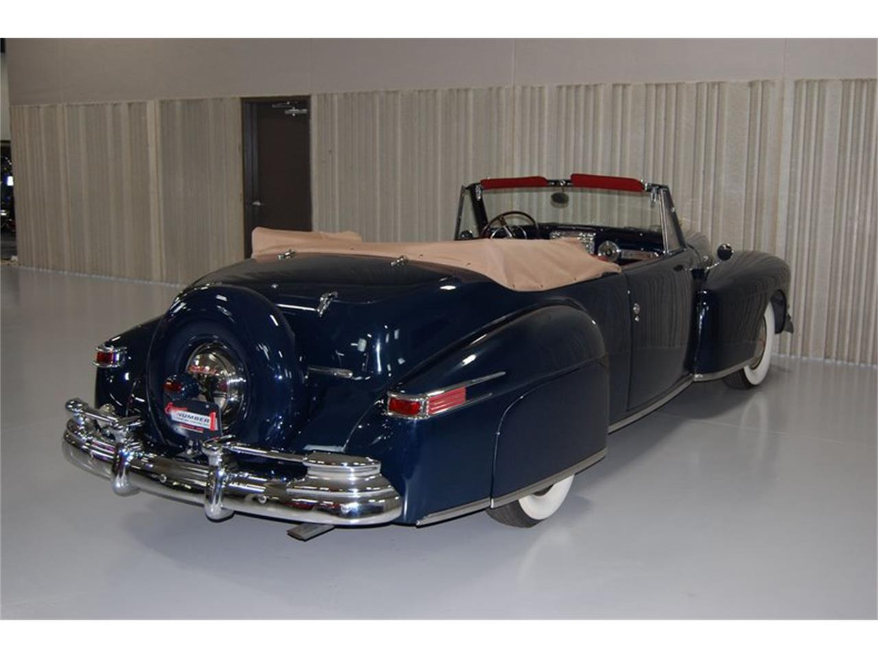1948 Lincoln Continental (CC-1229257) for sale in Rogers, Minnesota
