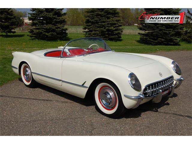 1954 Chevrolet Corvette (CC-1229264) for sale in Rogers, Minnesota