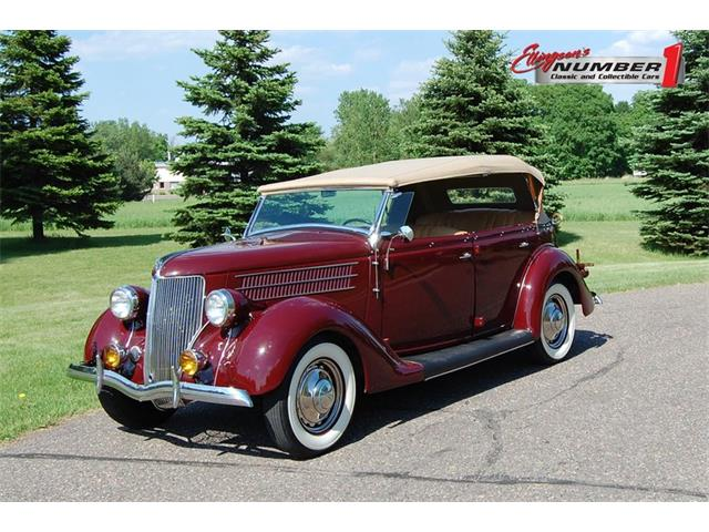 1935 Ford Phaeton (CC-1229300) for sale in Rogers, Minnesota