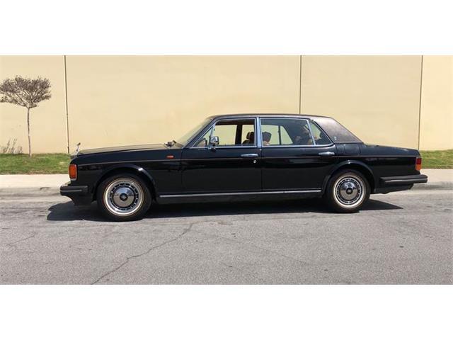 1994 Rolls-Royce Silver Spur (CC-1220931) for sale in Brea, California