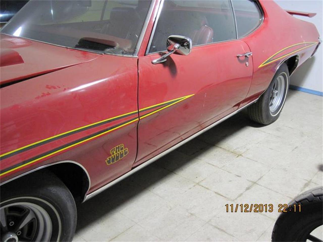 1970 Pontiac GTO (The Judge) (CC-1229314) for sale in DAVIDSON, Saskatchewan