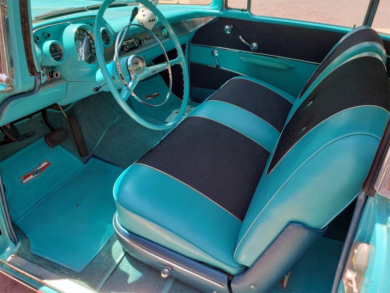 1957 Chevrolet Bel Air (CC-1229341) for sale in Harvey, Louisiana
