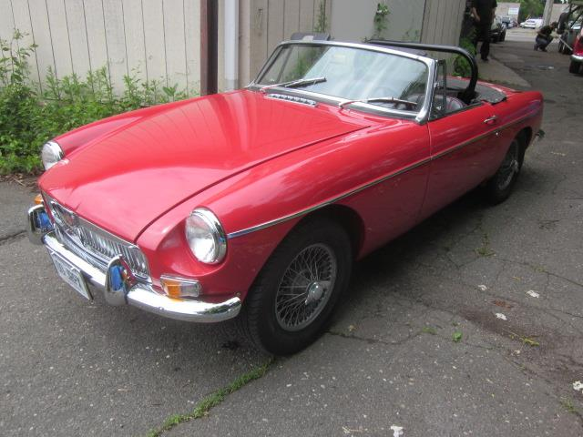 1966 MG MGB (CC-1229347) for sale in Stratford, Connecticut