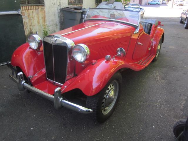 1952 MG TD (CC-1229348) for sale in Stratford, Connecticut