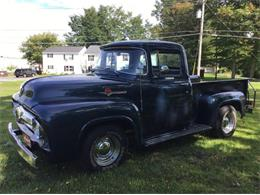 1956 Ford F100 (CC-1220938) for sale in Cadillac, Michigan