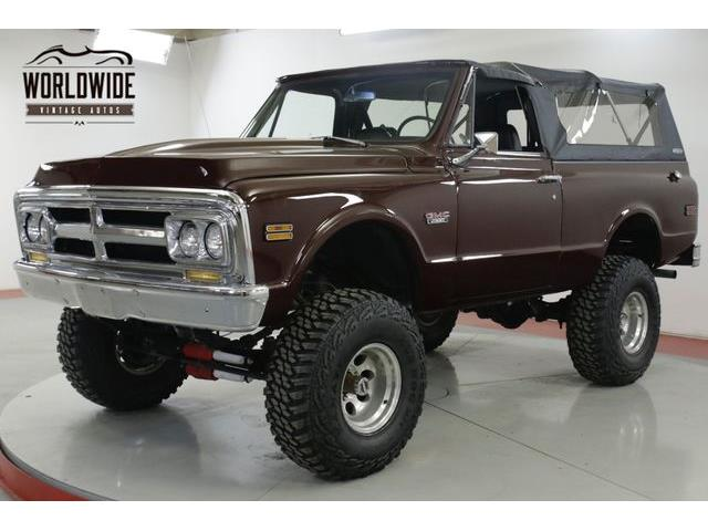 1972 GMC Jimmy (CC-1229387) for sale in Denver , Colorado