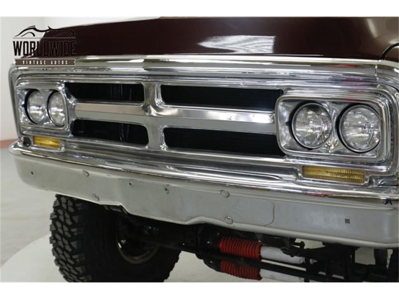 1972 GMC Jimmy (CC-1229387) for sale in Denver , Colorado