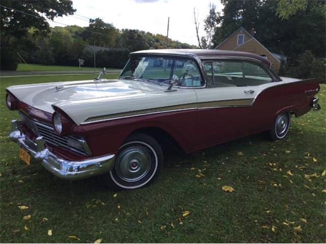 1957 Ford Fairlane (CC-1220939) for sale in Cadillac, Michigan