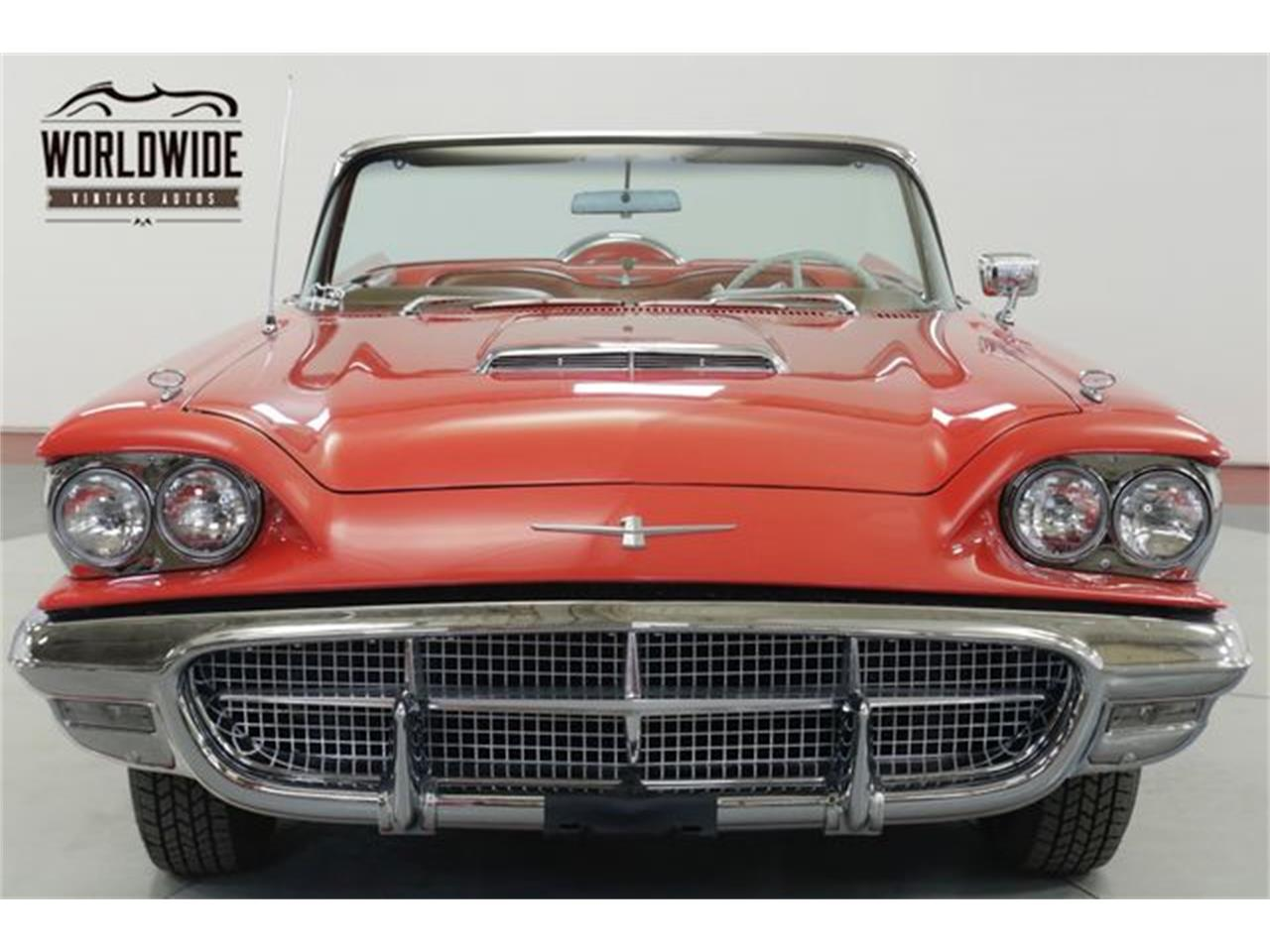 1960 Ford Thunderbird (CC-1229390) for sale in Denver , Colorado