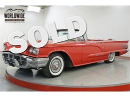 1960 Ford Thunderbird (CC-1229390) for sale in Denver , Colorado