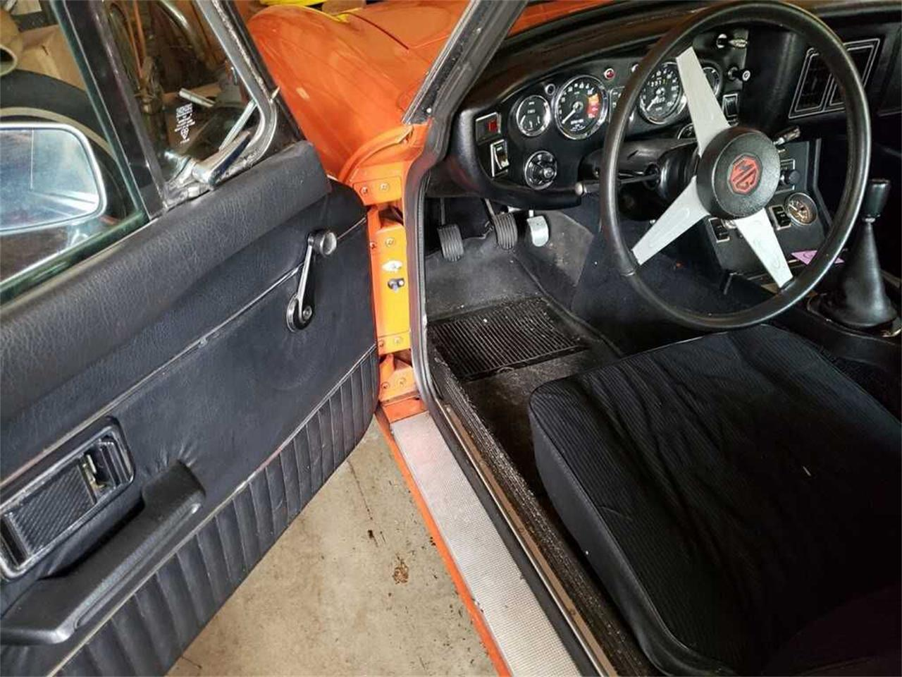 1974 MG MGB (CC-1229475) for sale in West Pittston, Pennsylvania
