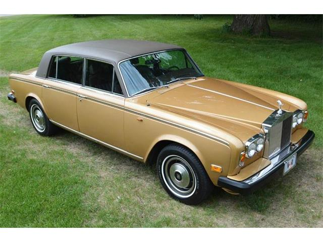 1979 Rolls-Royce Silver Shadow (CC-1229493) for sale in Carey, Illinois