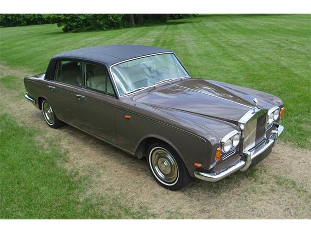1969 Rolls-Royce Silver Shadow (CC-1229494) for sale in Carey, Illinois