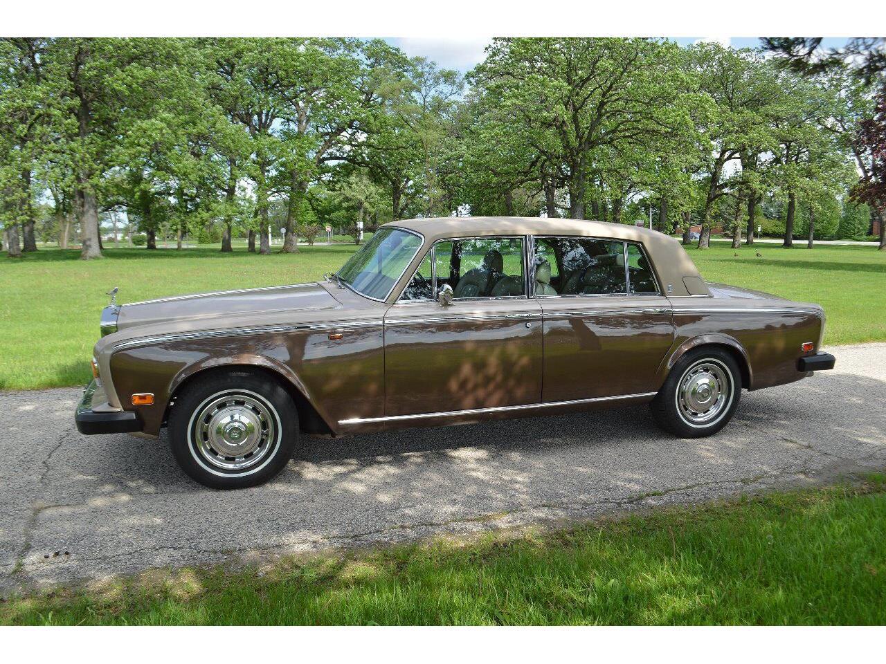 1976 Rolls-Royce Silver Shadow (CC-1229496) for sale in Carey, Illinois