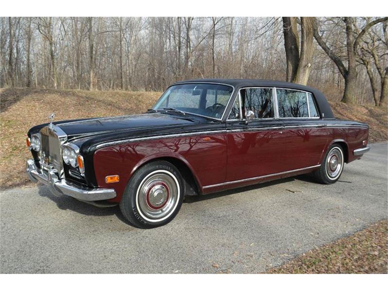 1971 Rolls-Royce Silver Shadow (CC-1229499) for sale in Carey, Illinois