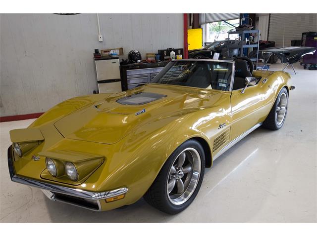 1971 Chevrolet Corvette (CC-1229597) for sale in Houston, Texas