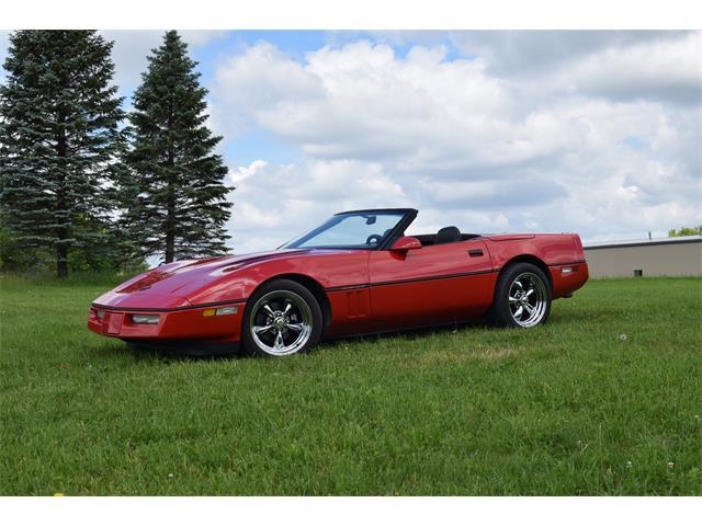 1987 Chevrolet Corvette (CC-1229605) for sale in Watertown, Minnesota