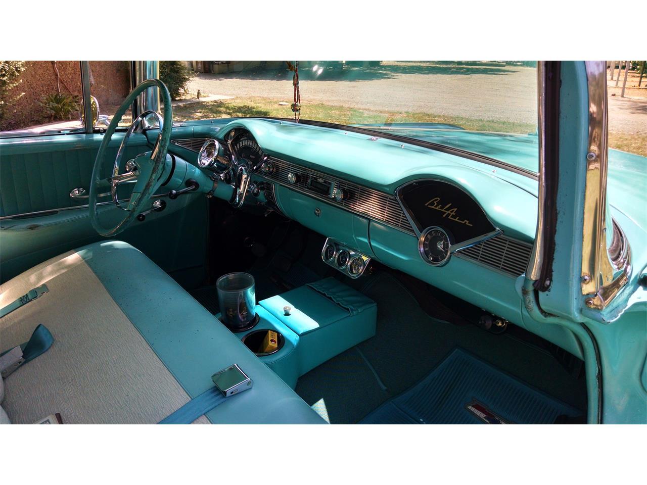 1956 Chevrolet Bel Air Nomad (CC-1229642) for sale in Rancho Santa  Margarita, California