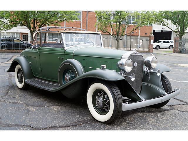 1932 Cadillac V12 (CC-1229650) for sale in Canton, Ohio