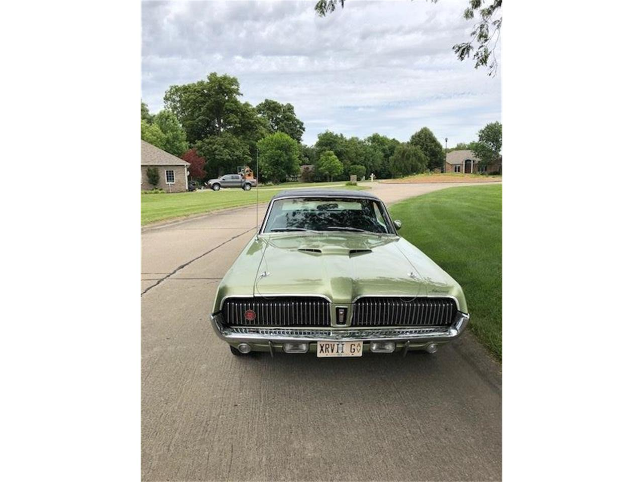 1968 Mercury Cougar XR7 (CC-1229652) for sale in Waterloo, Illinois
