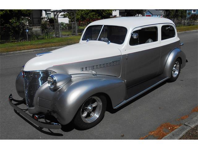 1939 Chevrolet 2-Dr Sedan