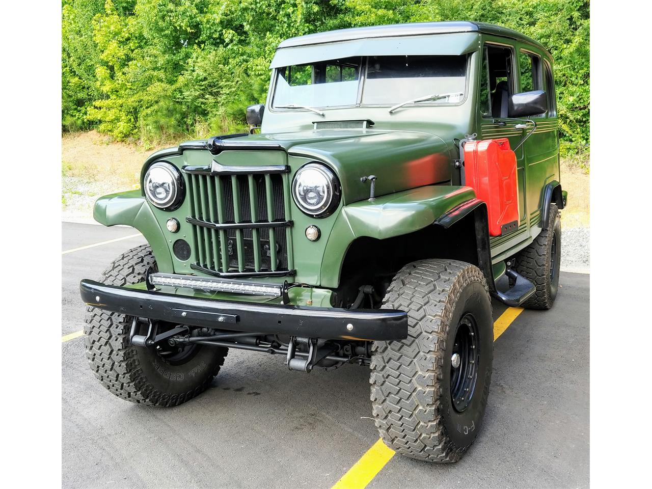 1958 Willys Overland Wagon For Sale Classiccars Com Cc 1229671