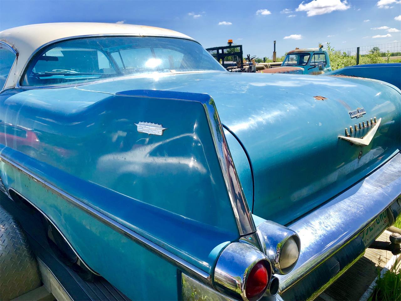1957 Cadillac Coupe DeVille (CC-1229689) for sale in Leduc, Alberta
