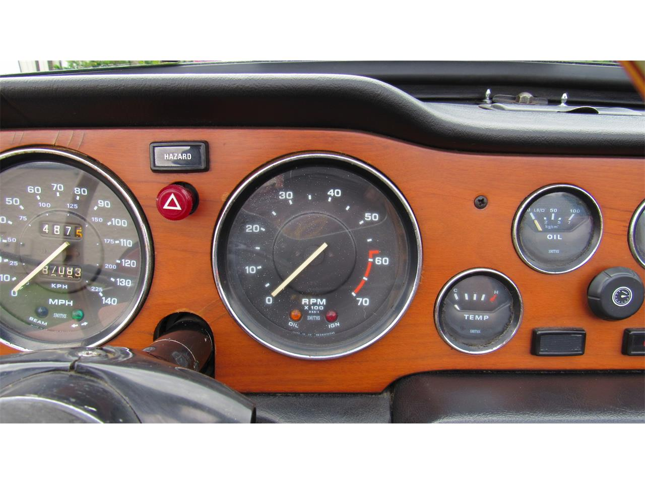 1973 Triumph TR6 (CC-1229697) for sale in Milford, Ohio