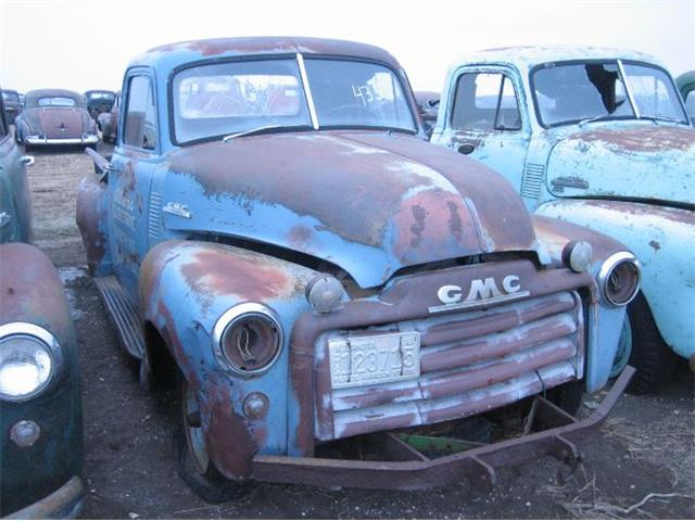 1952 GMC Pickup (CC-1220970) for sale in Cadillac, Michigan