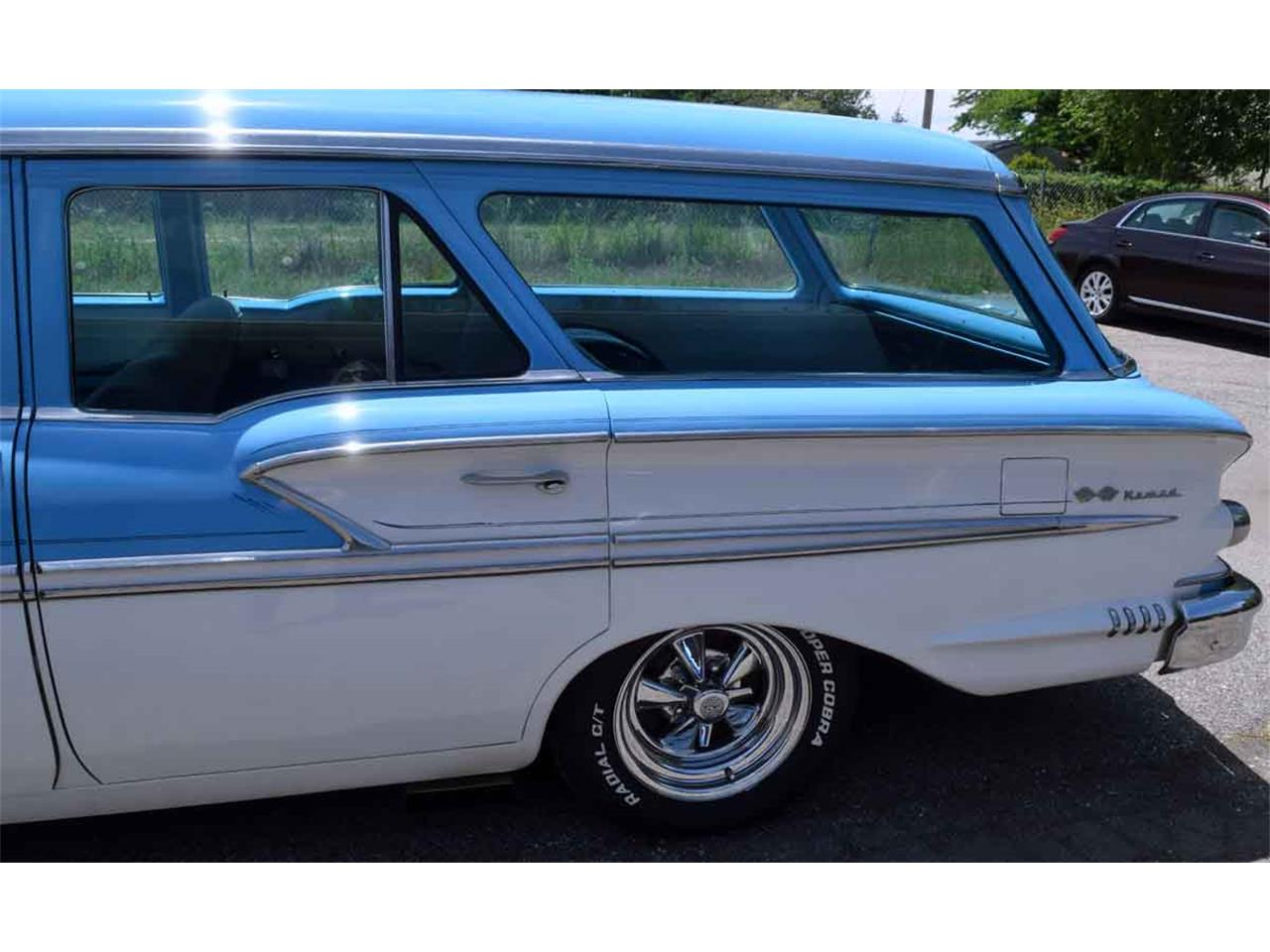 1958 Chevrolet Nomad (CC-1229702) for sale in Clearfield, Utah