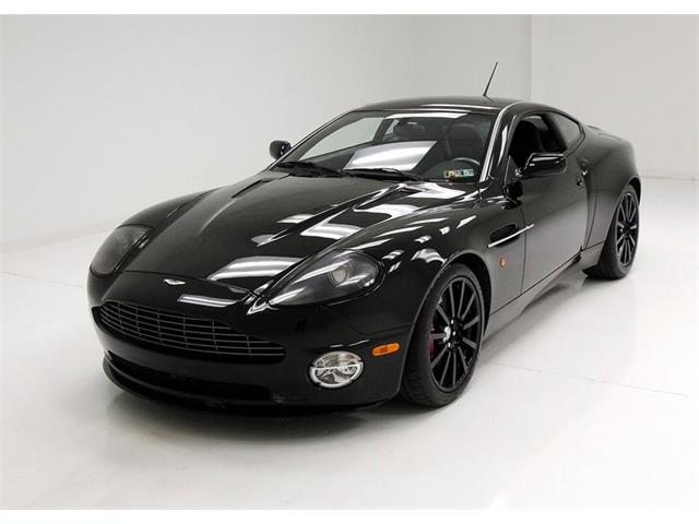 2006 Aston Martin Vanquish (CC-1229708) for sale in Morgantown, Pennsylvania