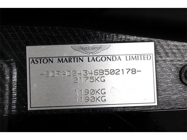 2006 Aston Martin Vanquish (CC-1229708) for sale in Morgantown, Pennsylvania